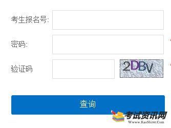 2019年6月上海松江学考合格性考试成绩查询入口